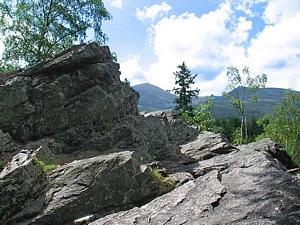 Rodzaje skał