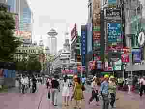 Obcokrajowiec w Chinach